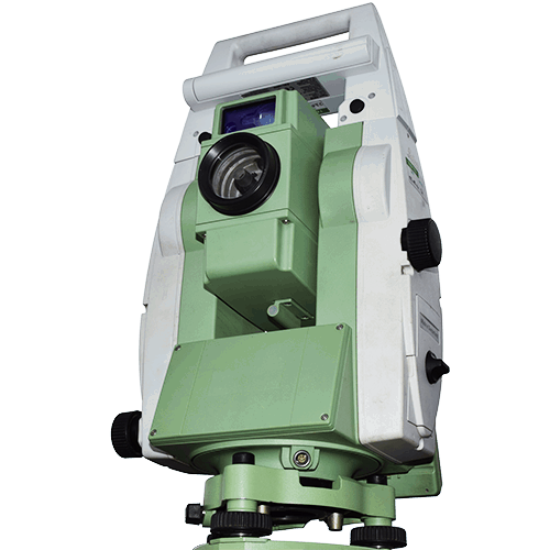 Image of survey engineering theodolite